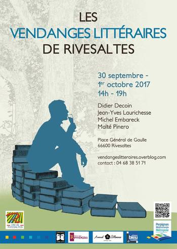 Les Vendanges Litteraires 2017